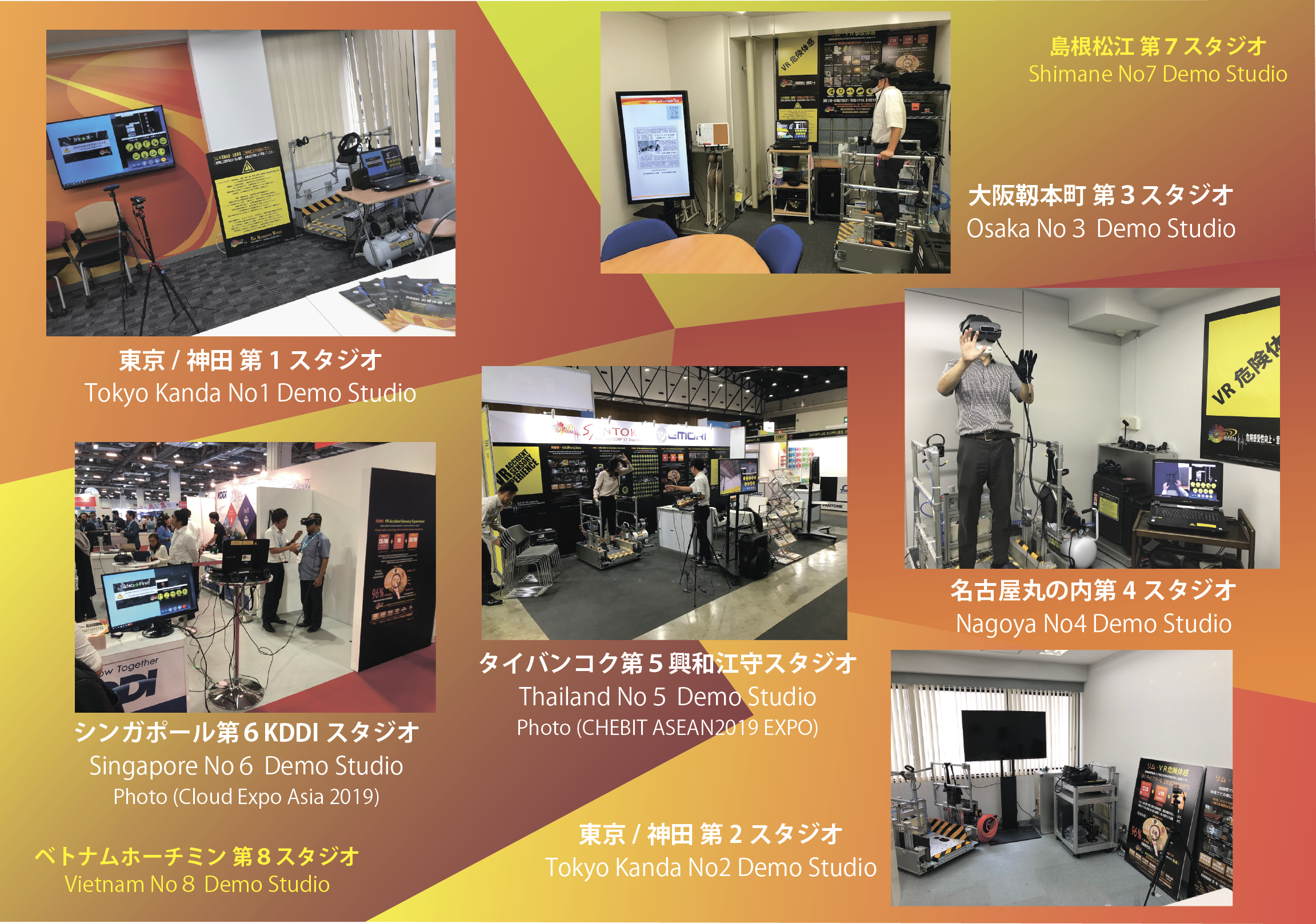 RIMM Demo Studio